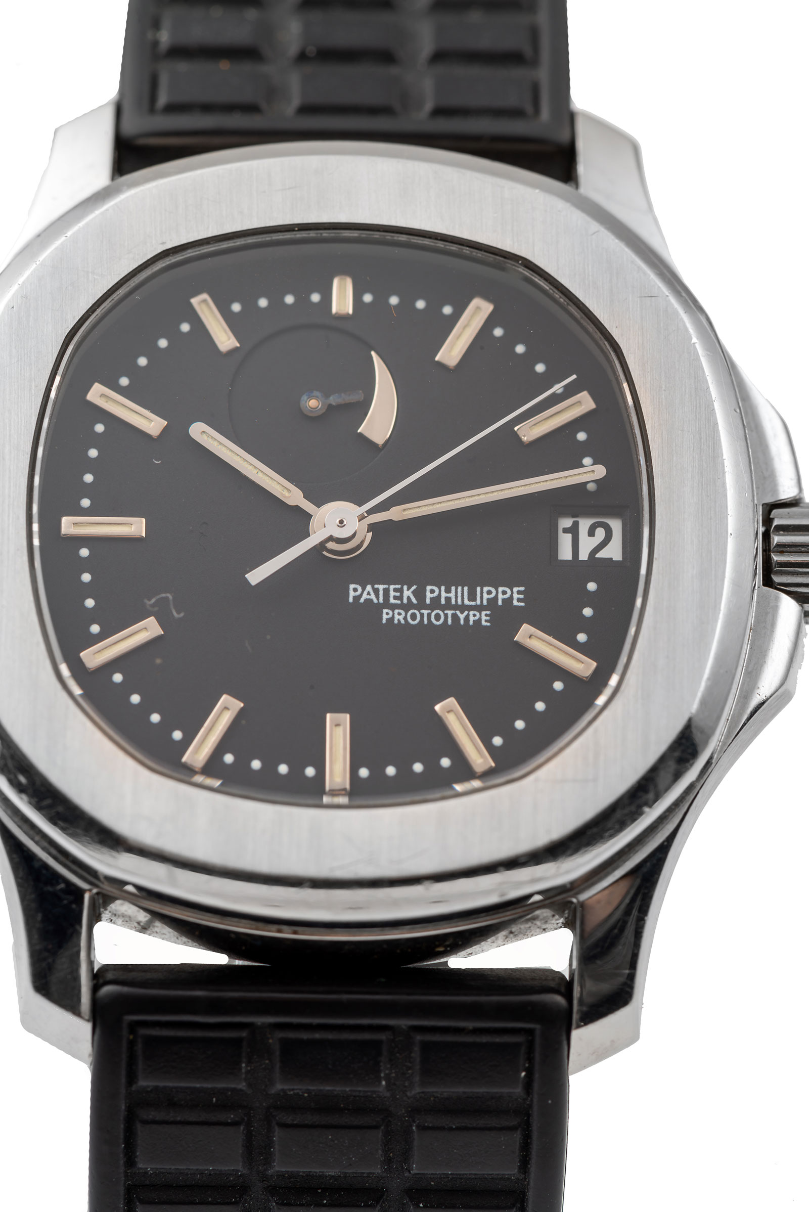 patek philippe aquanaut prototype power reserve 5