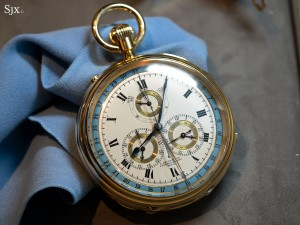 The Last Golden Age of English Watchmaking – All 77mm of It