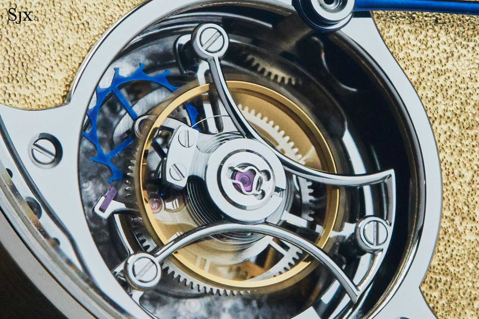 Akrivia AK-02 Tourbillon Hour Minute 7
