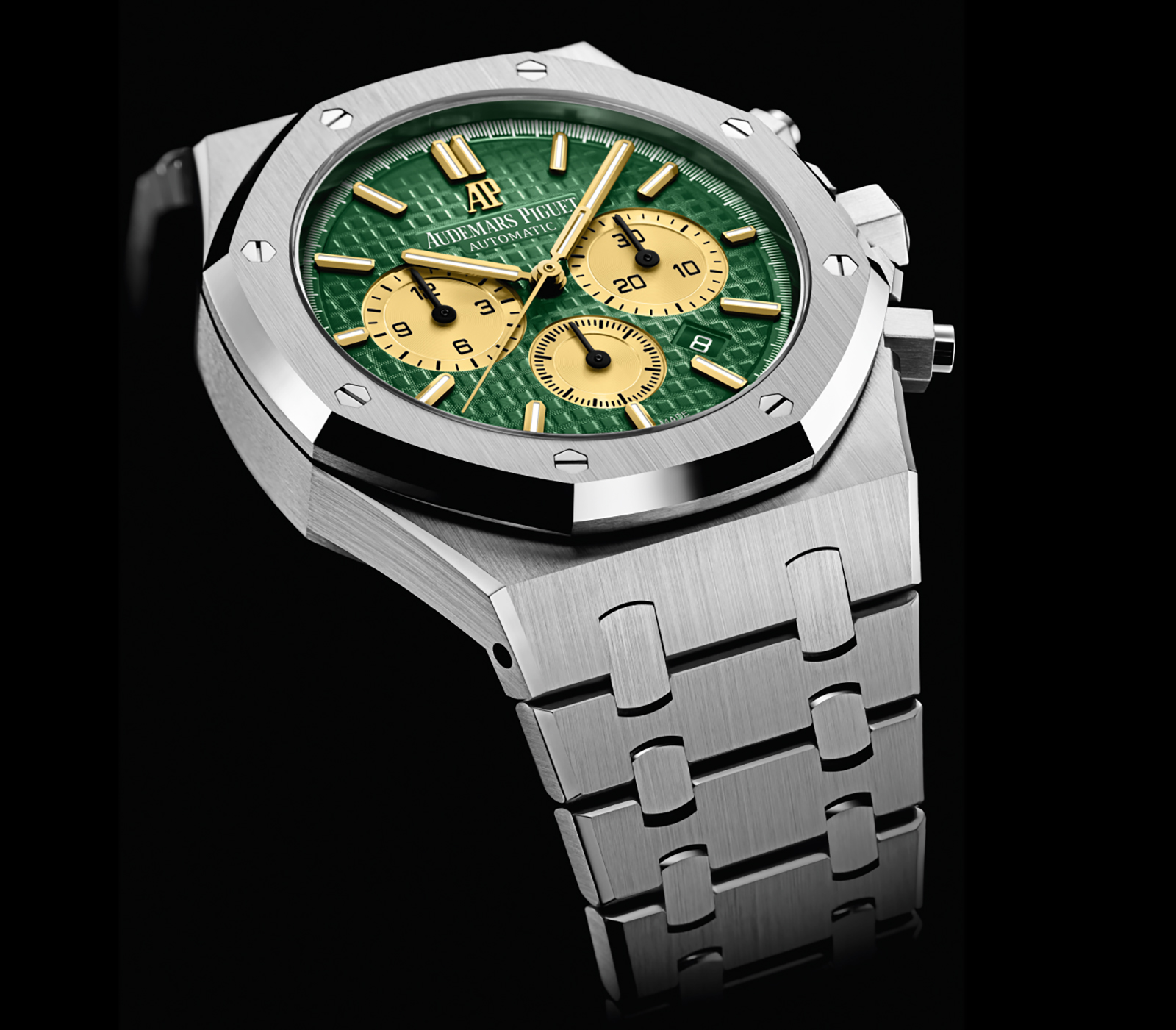 Audemars Piguet Royal Oak Self-winding Chrongraph The Hour Glass 4