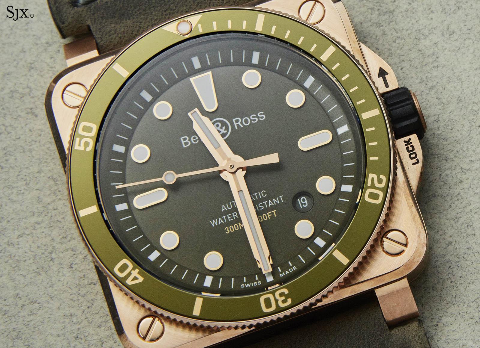 Bell & Ross BR 03-92 Bronze Diver