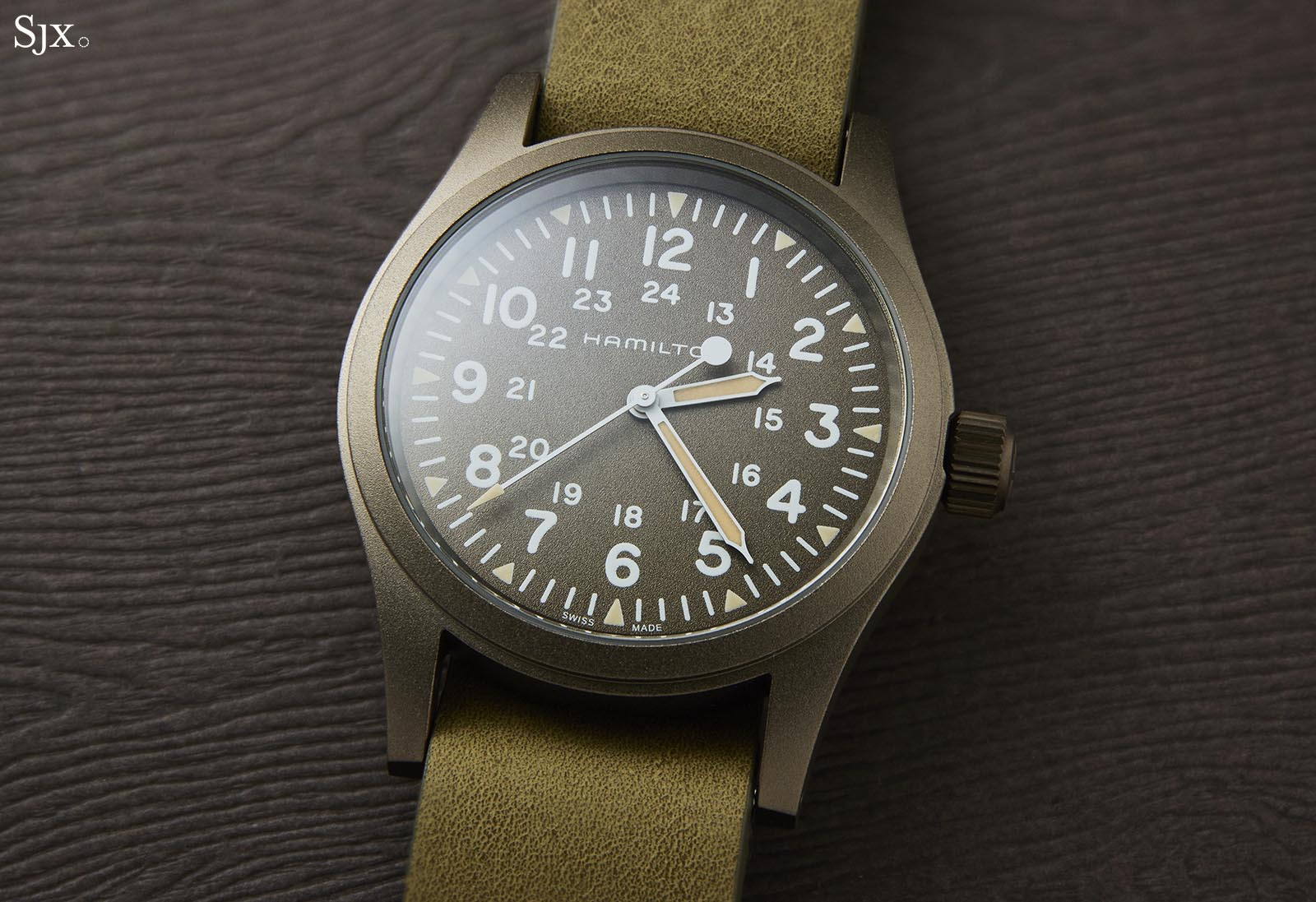 Hamilton Khaki Field Mechanical 1