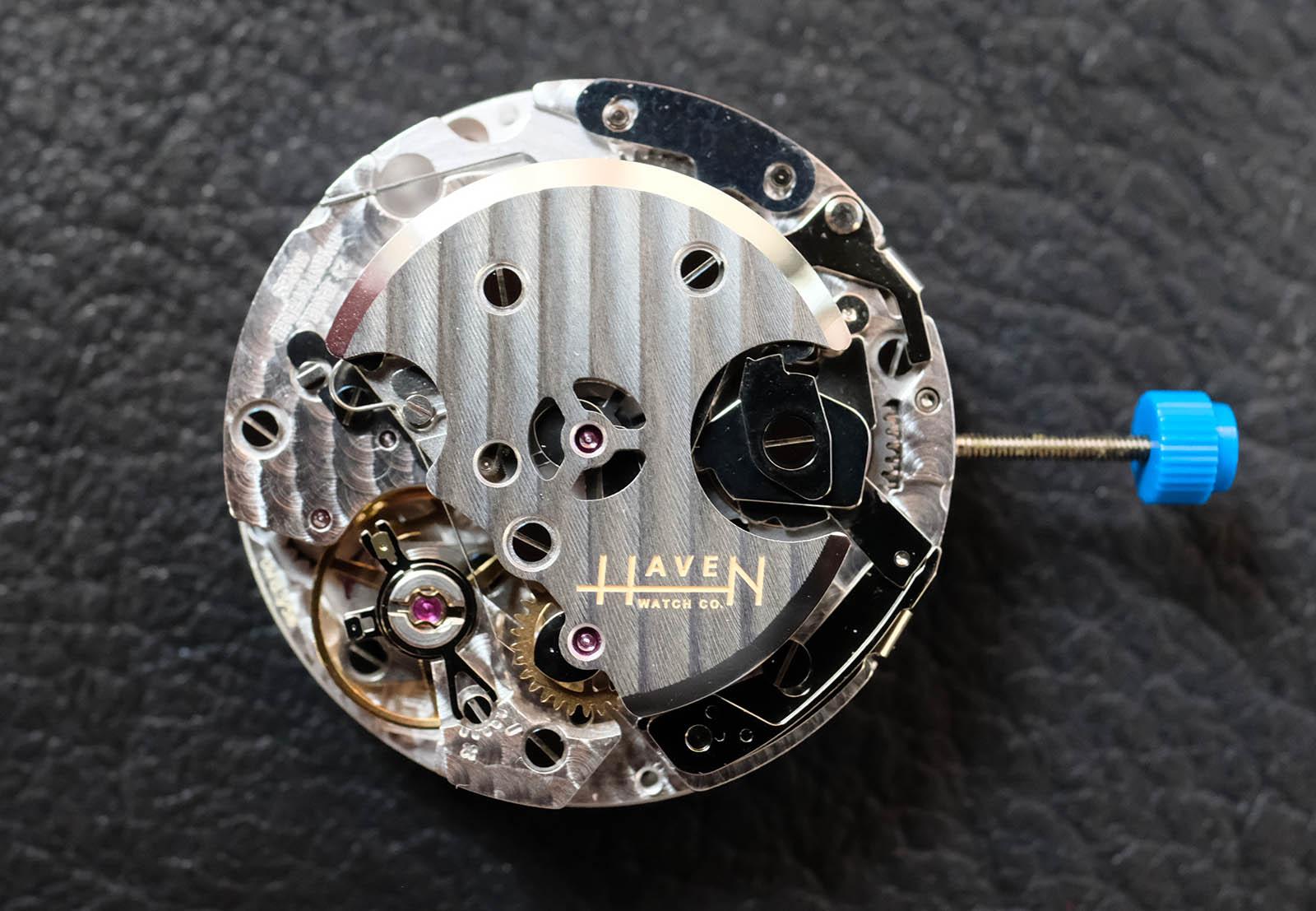 Haven Chilton Chronograph 11