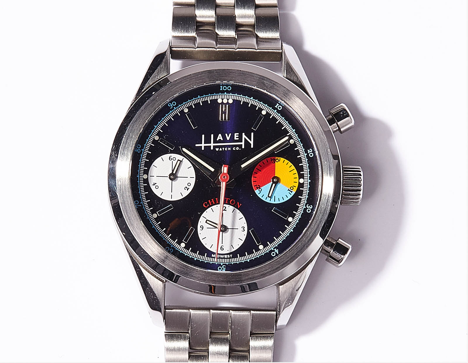 Haven Chilton Chronograph 3