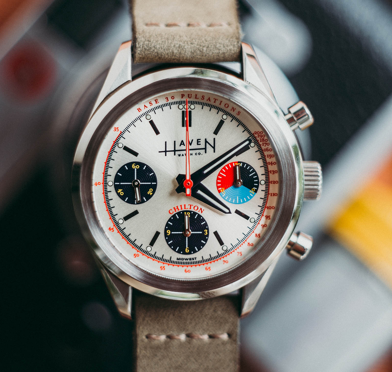 Haven Chilton Chronograph 4