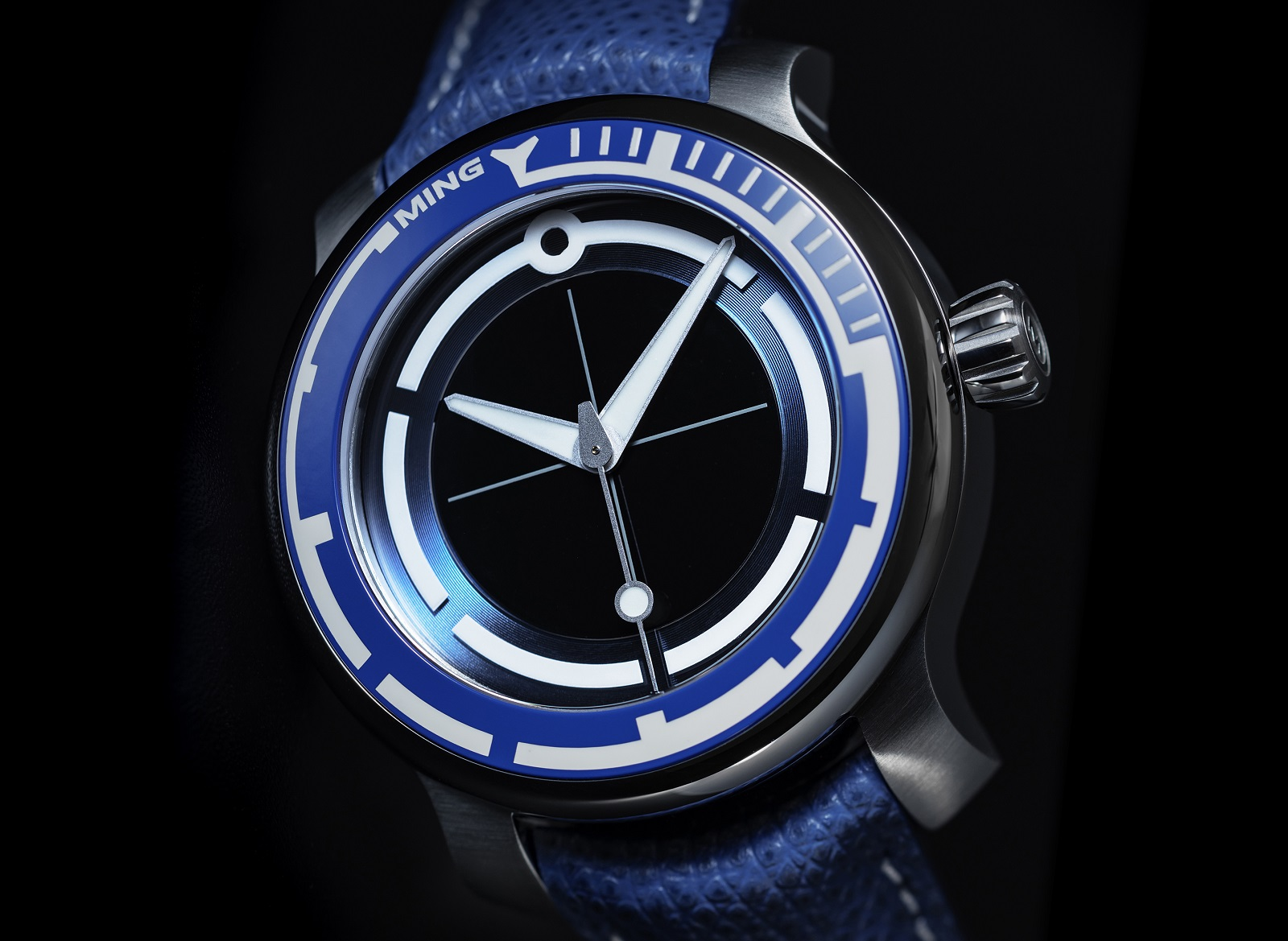 MING 18.01 Abyss Concept dial