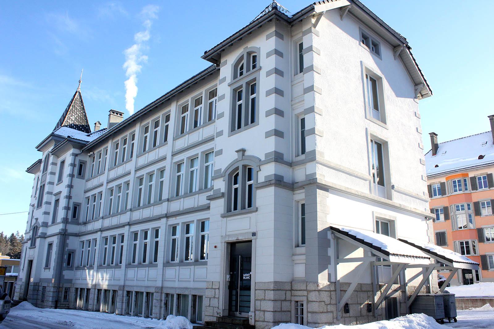 Montblanc Le Locle Building 2
