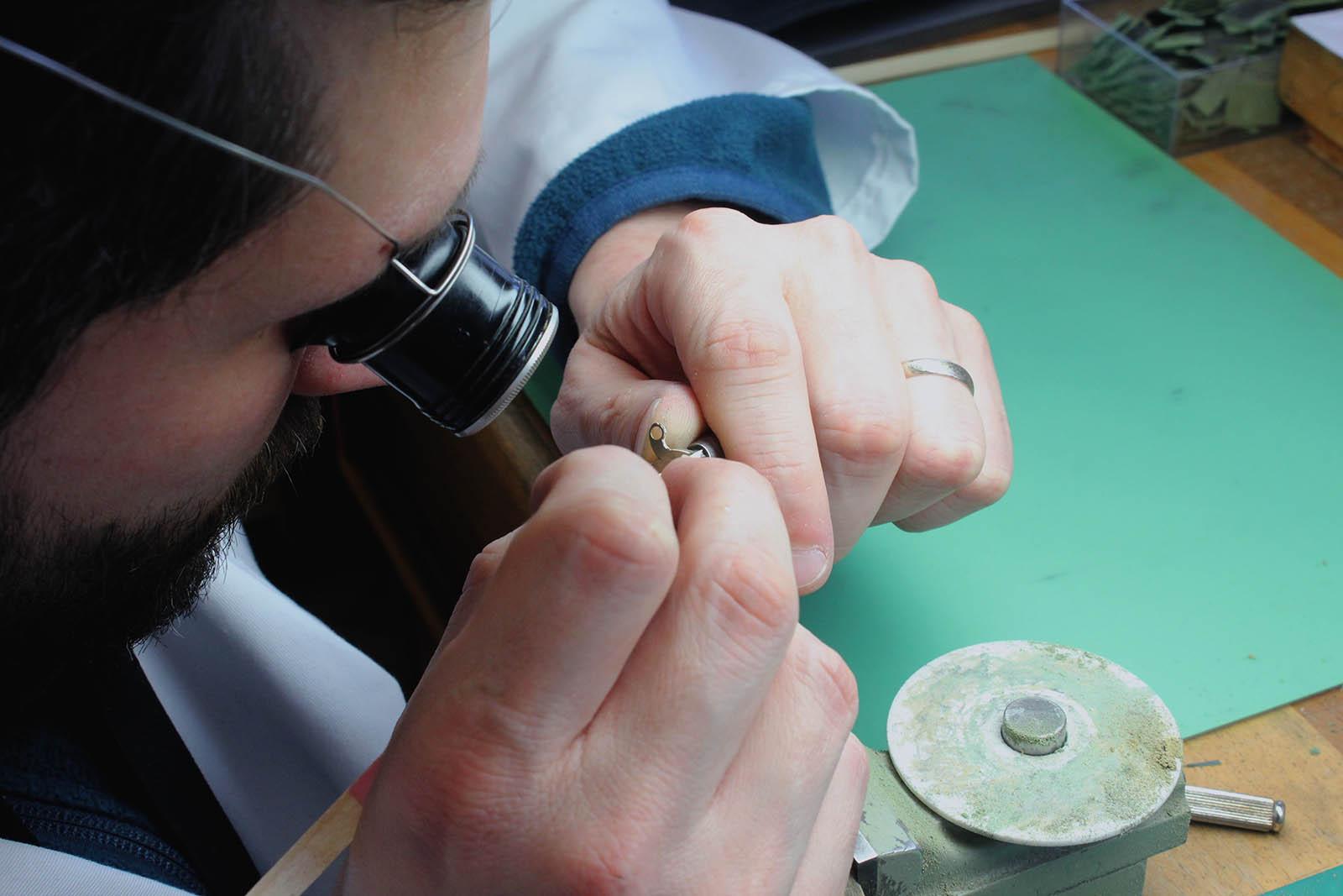 Montblanc Minerva manufacture 2