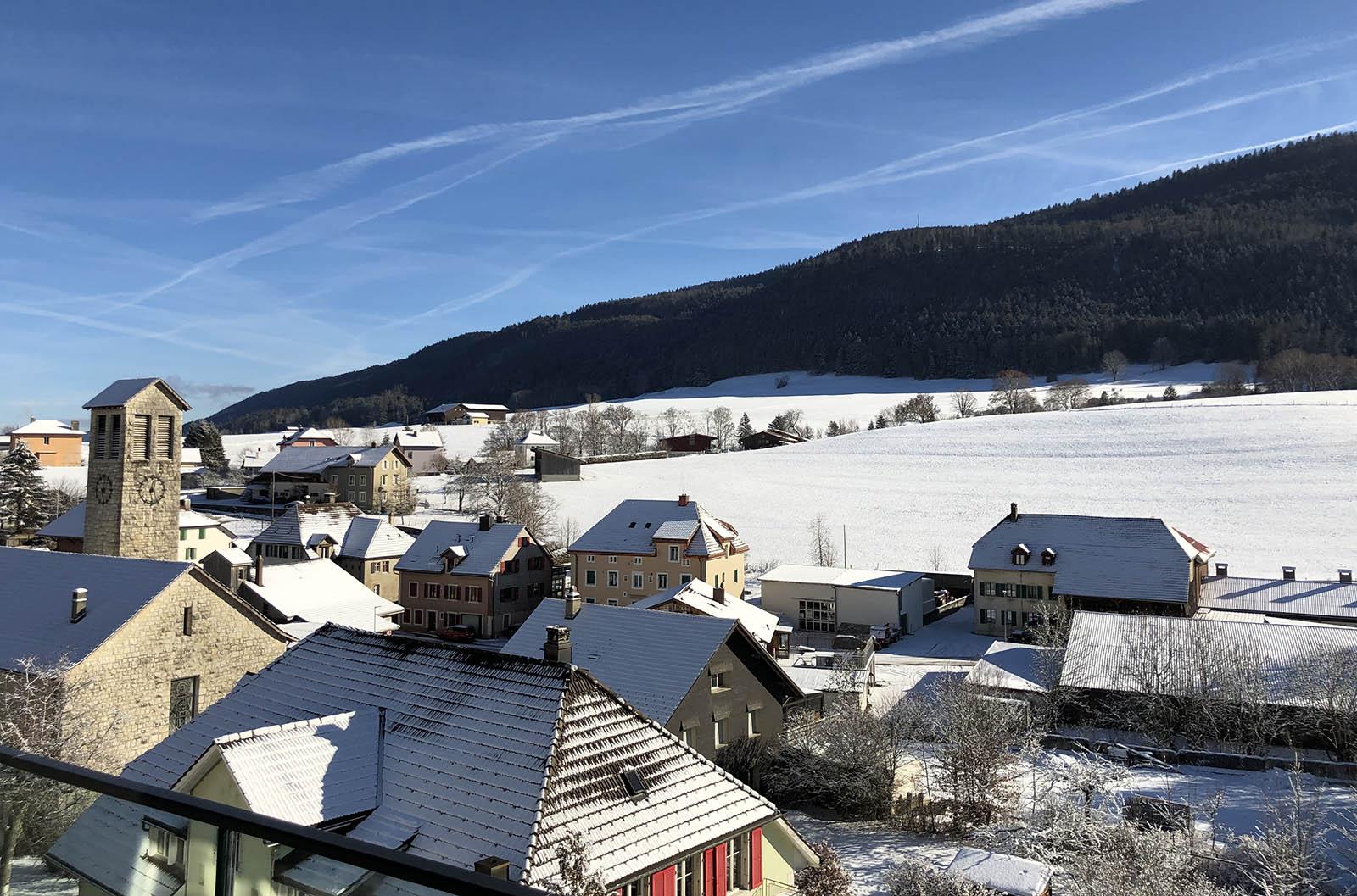 Montblanc Minerva view