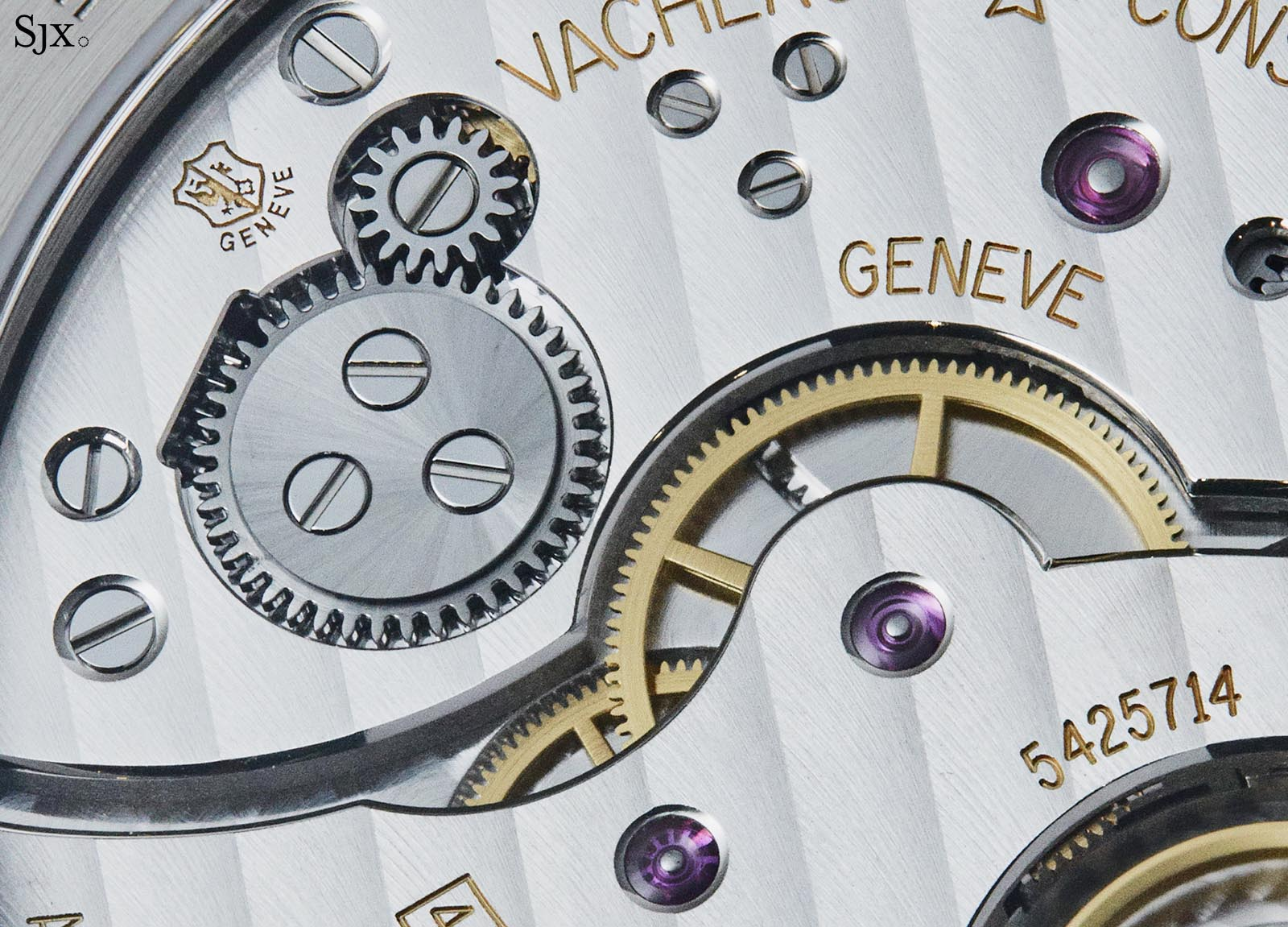 Vacheron Constantin Traditionnelle Manual-winding 'Collection Excellence Platine' 0