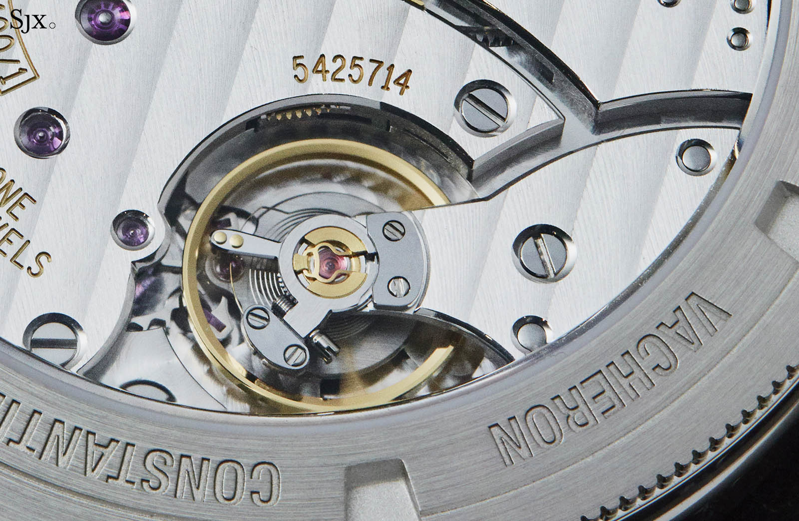 Vacheron Constantin Traditionnelle Manual-winding 'Collection Excellence Platine' 1