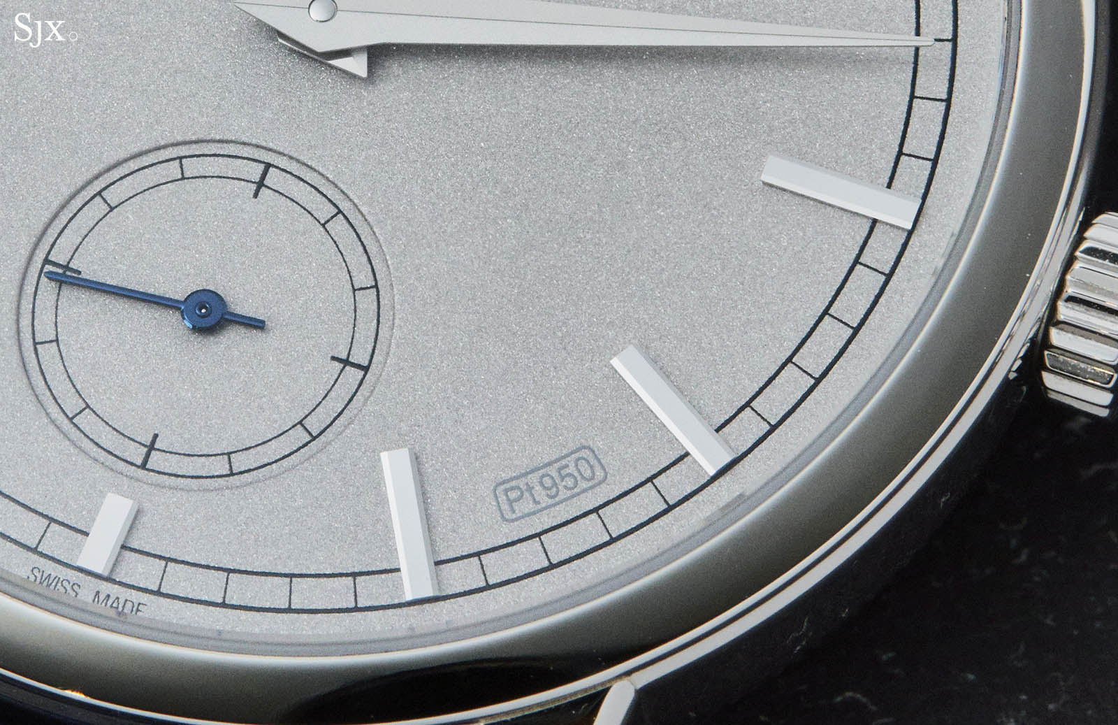 Vacheron Constantin Traditionnelle Manual-winding 'Collection Excellence Platine' 3