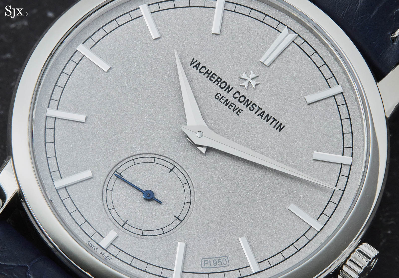 Vacheron Constantin Traditionnelle Manual-winding 'Collection Excellence Platine' 6