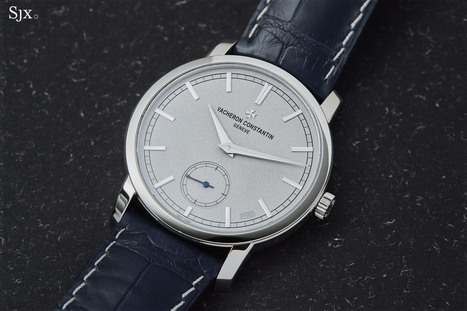 Vacheron Constantin Traditionnelle Manual-winding 'Collection Excellence Platine'