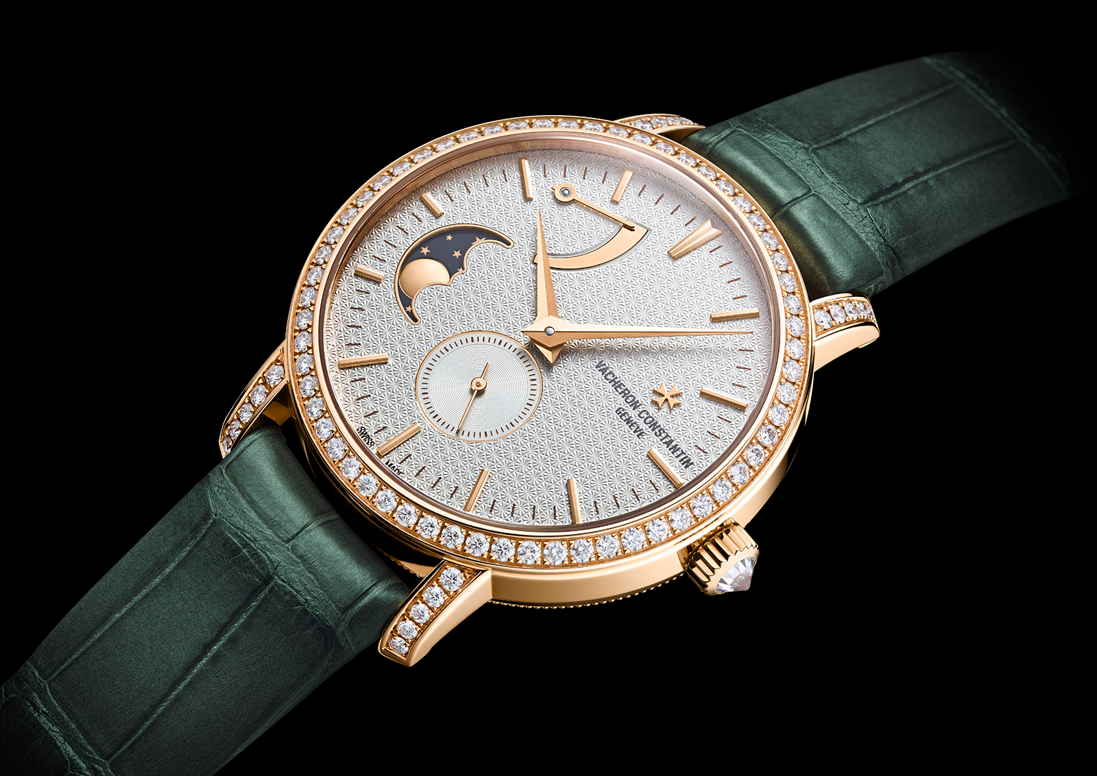 Vacheron Constantin Traditionnelle Moonphase