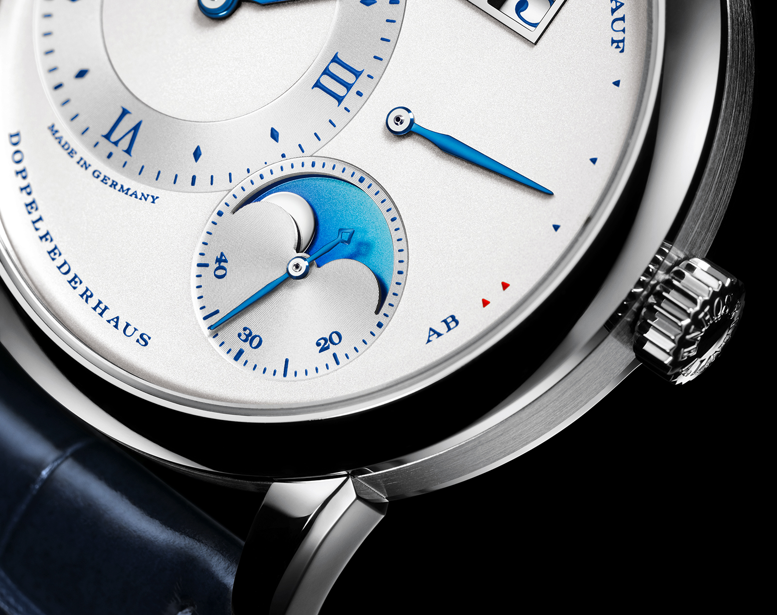 A. Lange & Söh Lange 1 Moon Phase 25th Anniversary 1