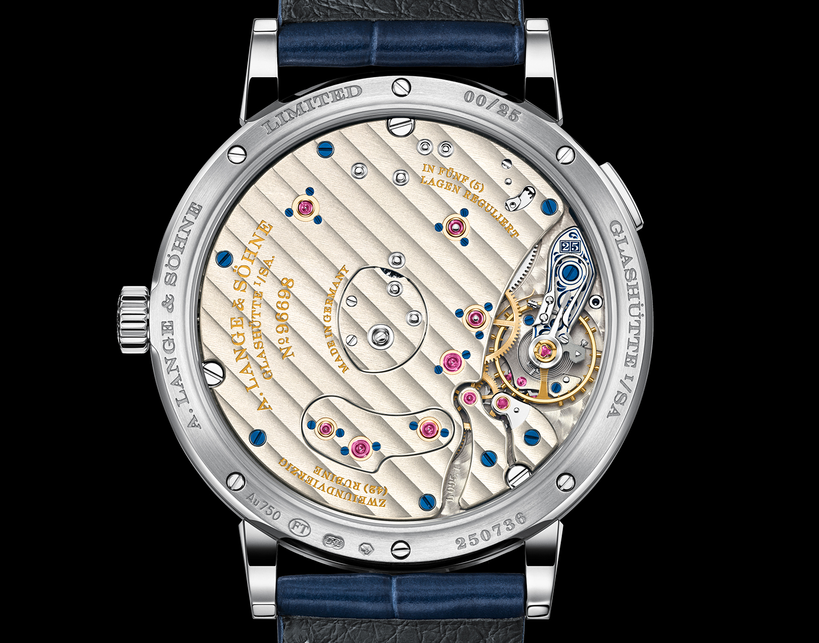 A. Lange & Söhne Grand Lange 1 25th Anniversary (3)
