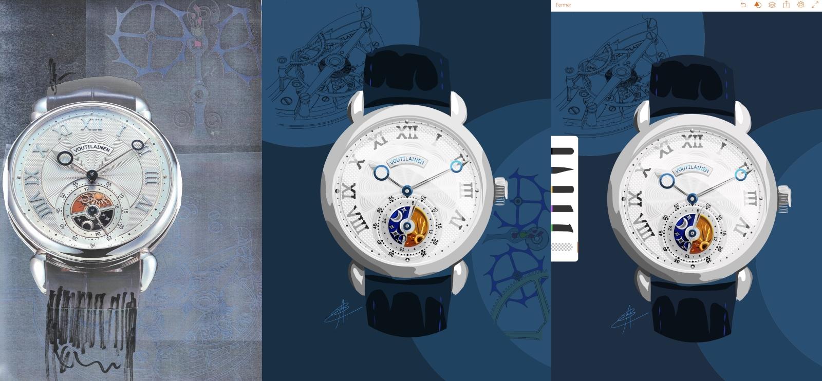 Commissioning Watch Art - Alex Eisenzammer_KV_Background Development