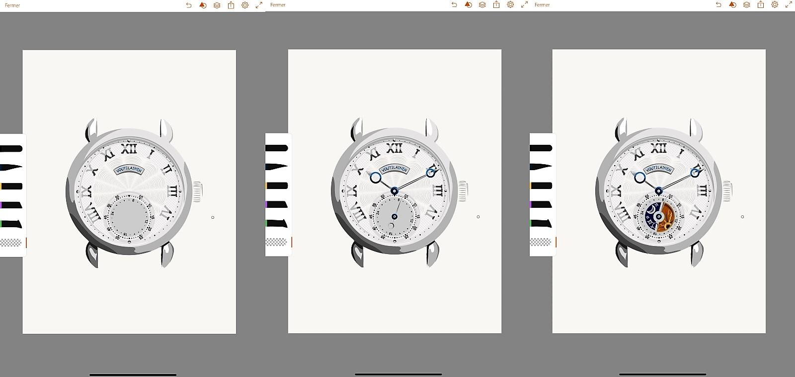 Commissioning Watch Art - Alex Eisenzammer_KV_Designstep 2