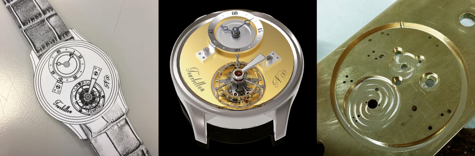Commissioning Watch Art - Remy Cools (A)
