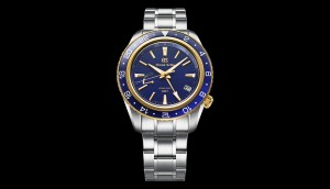 Grand Seiko Introduces the Spring Drive GMT SBGE248