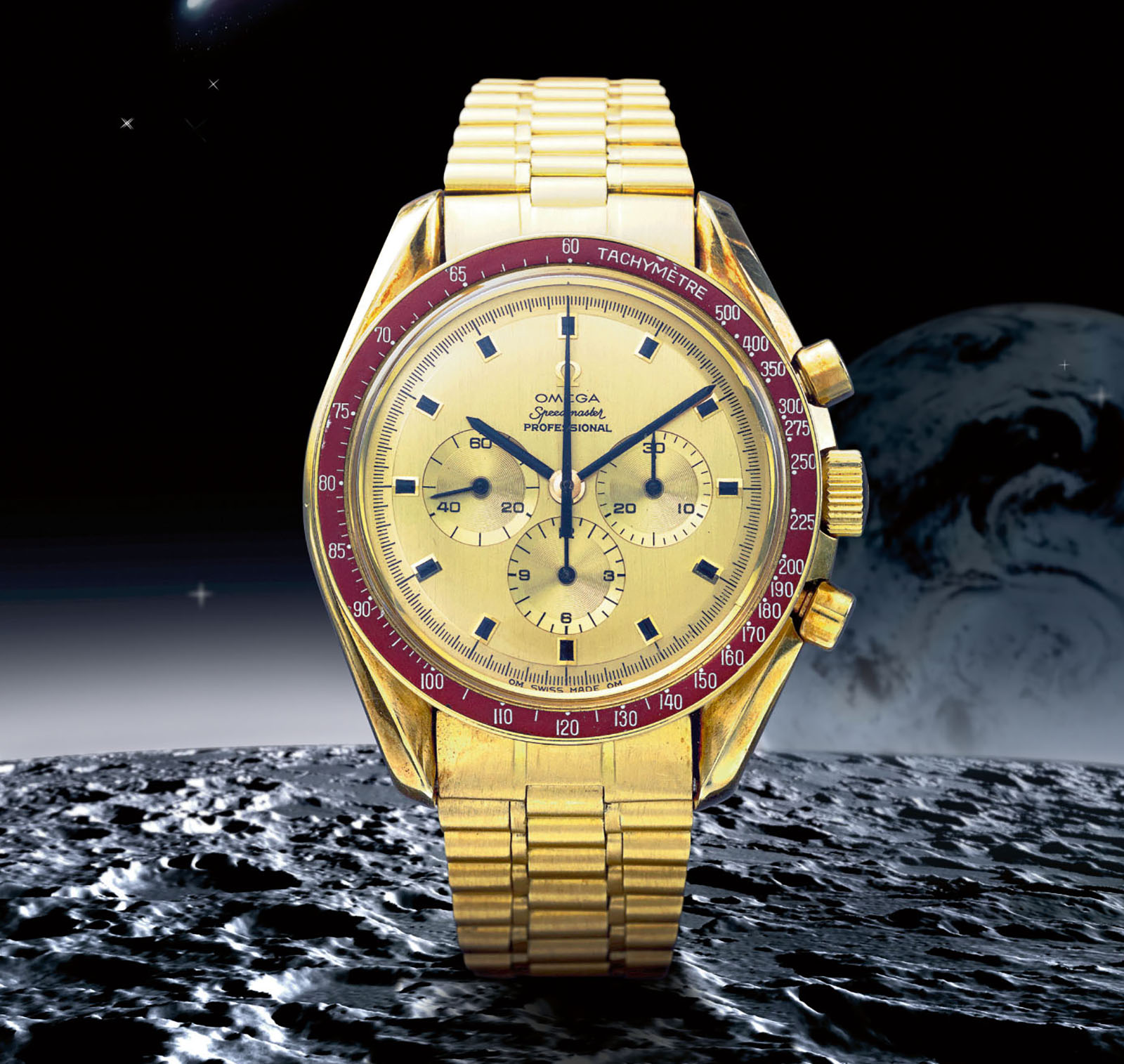 Omega Speedmaster 145.022-69 Nixon Lot 13