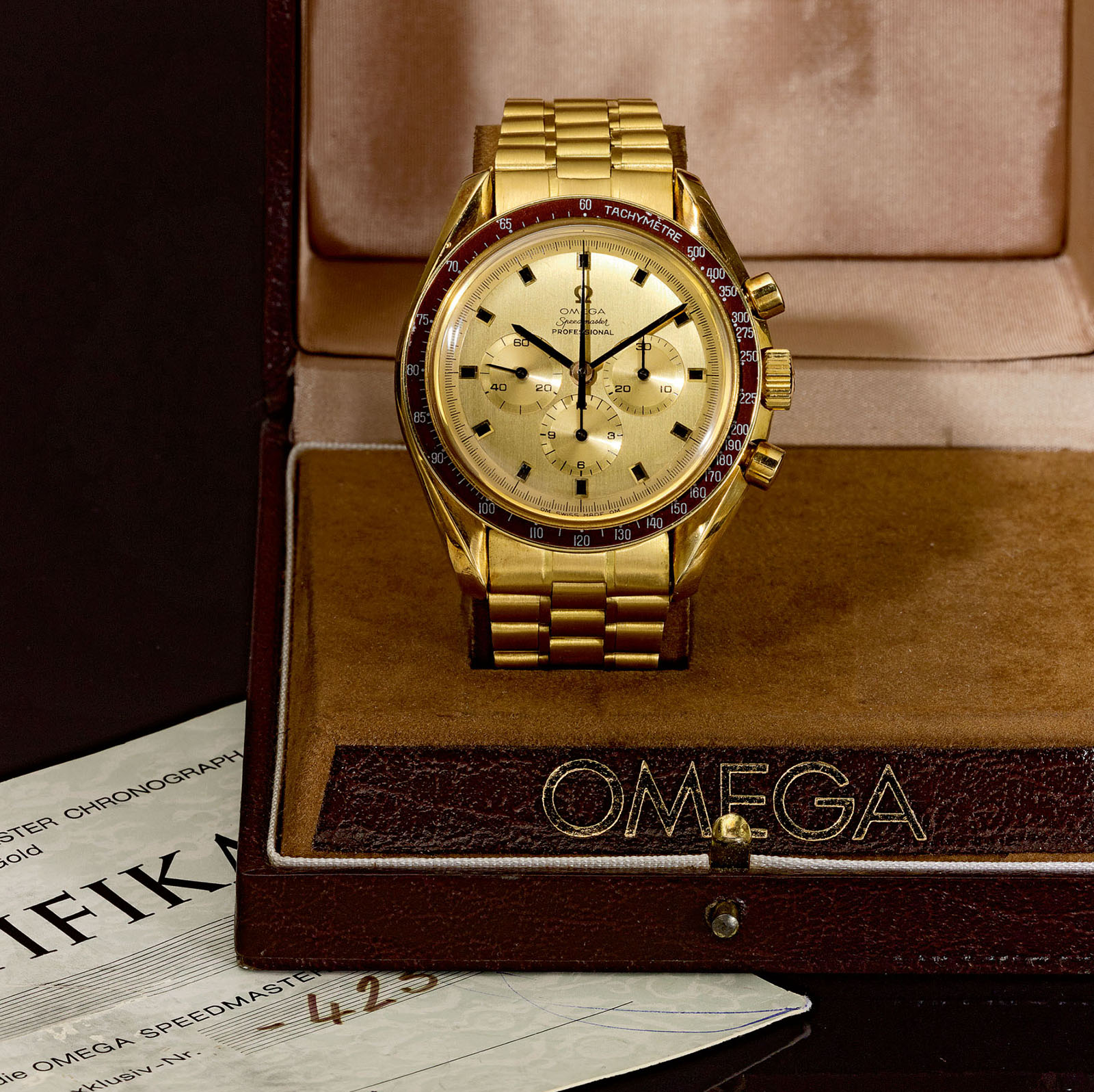 Omega Speedmaster 145.022-69 Nixon Lot 13_2