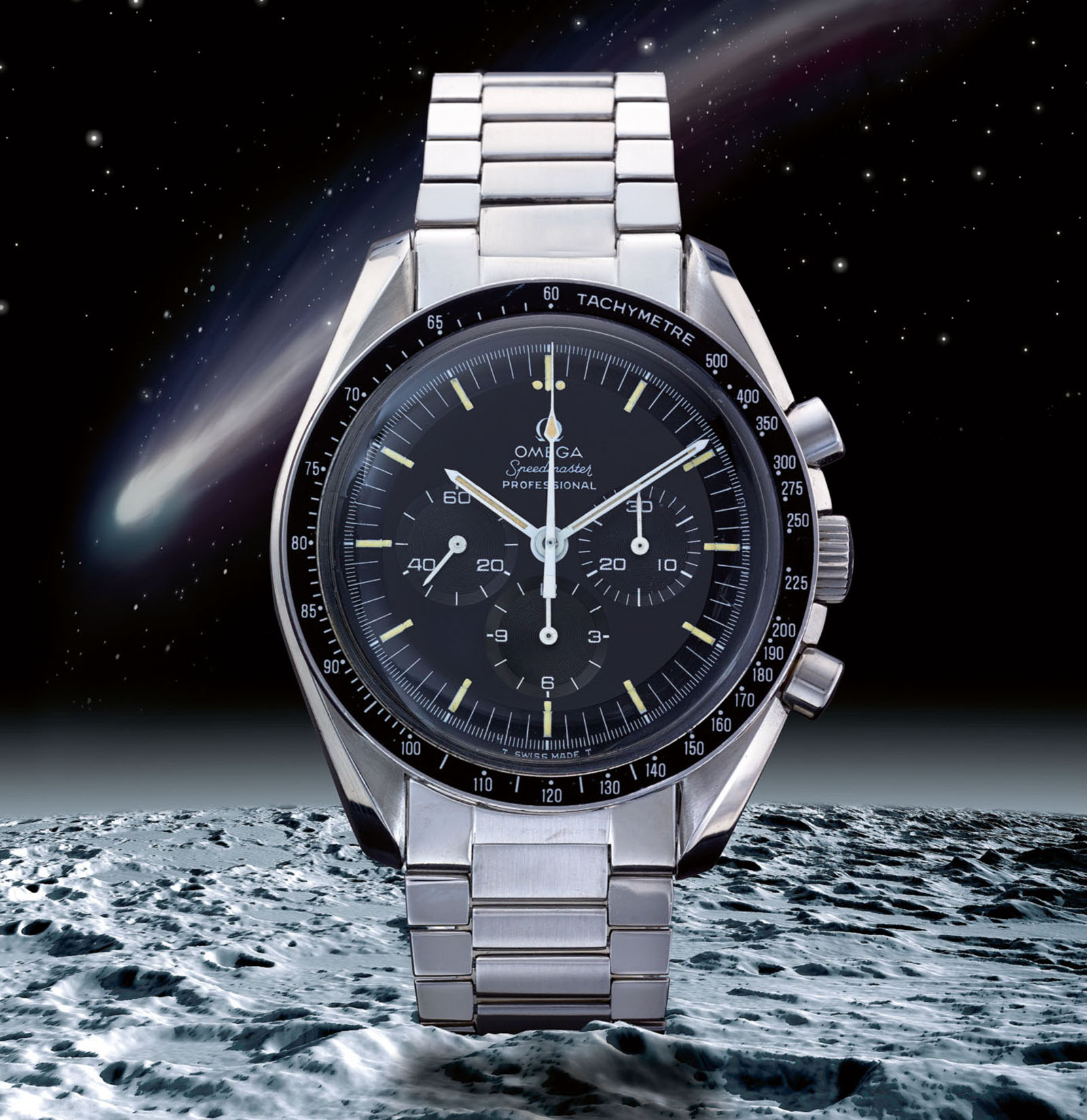Highlights: Sotheby's Omega Speedmaster Moonwatch Auction
