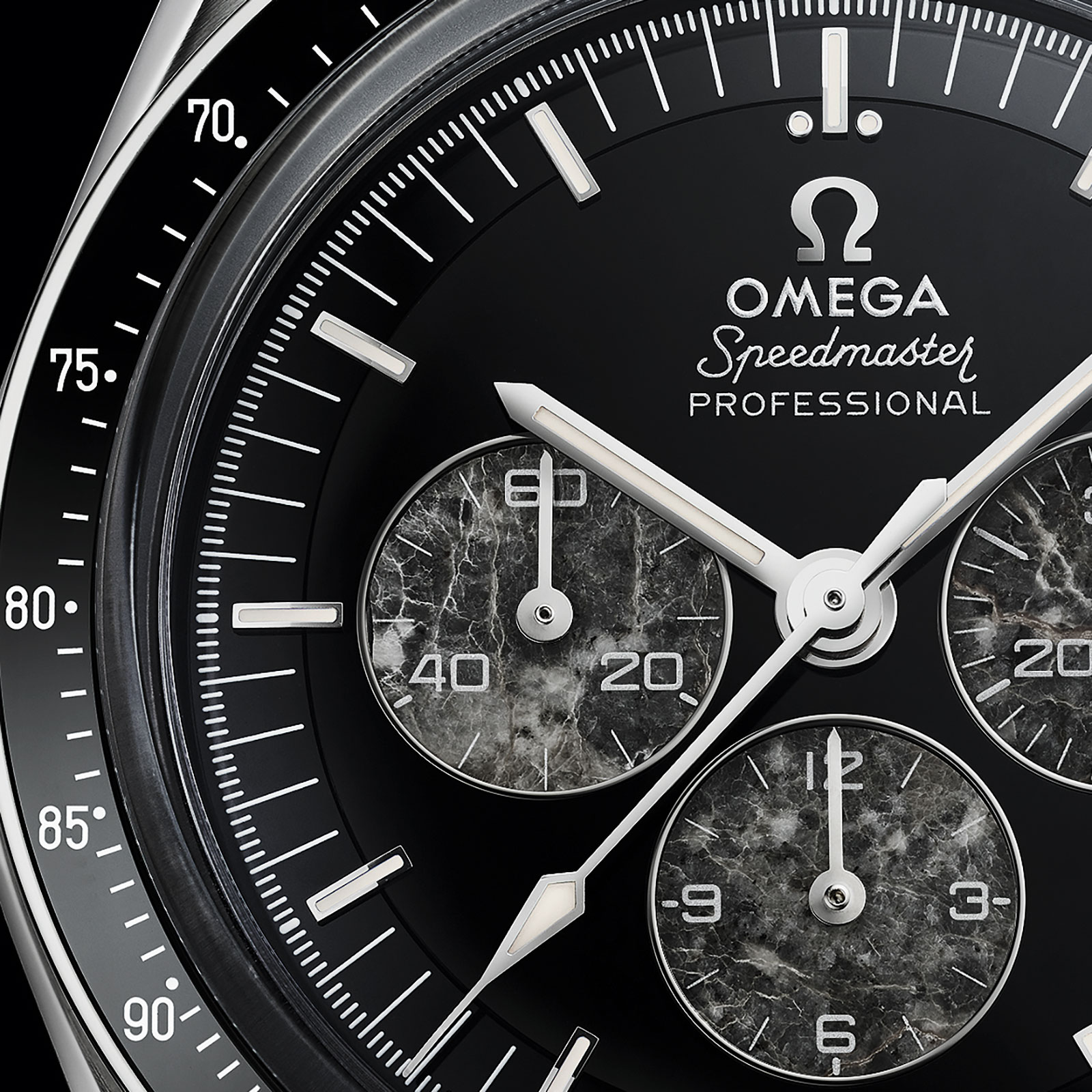 Omega Speedmaster Moonwatch 321 Platinum 3