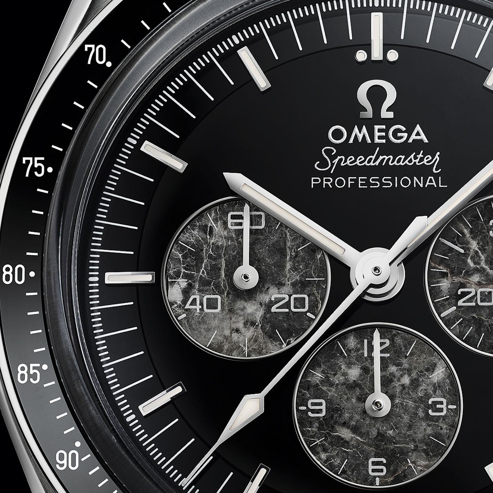 Omega Speedmaster Moonwatch 321 Platinum 3