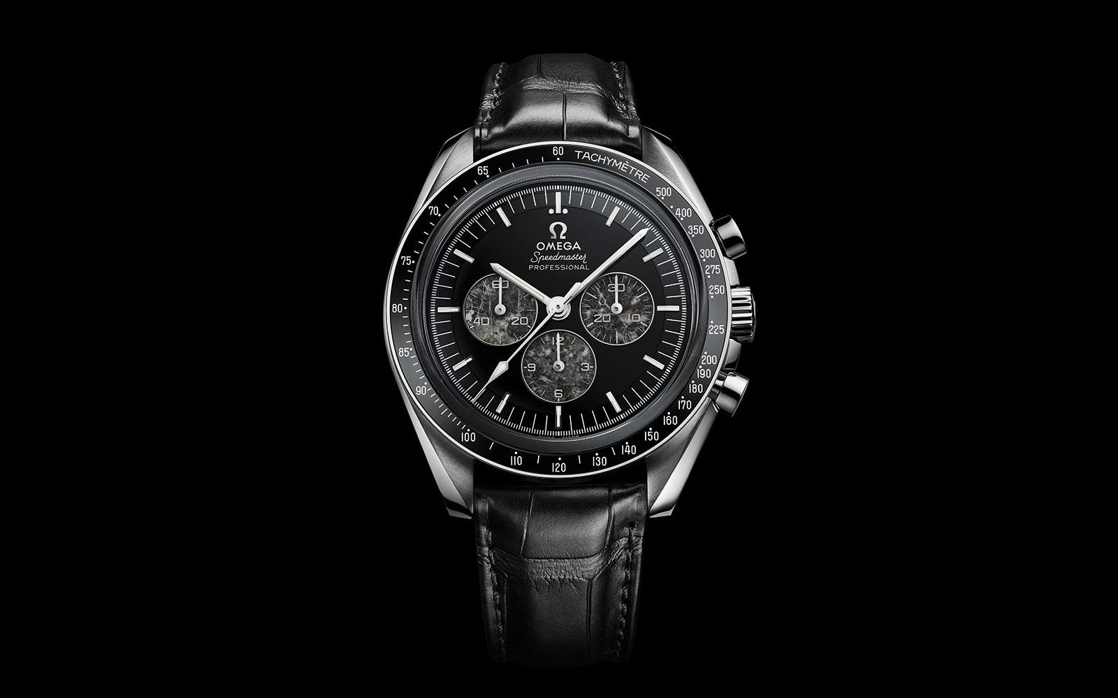Omega Speedmaster Moonwatch 321 Platinum 4