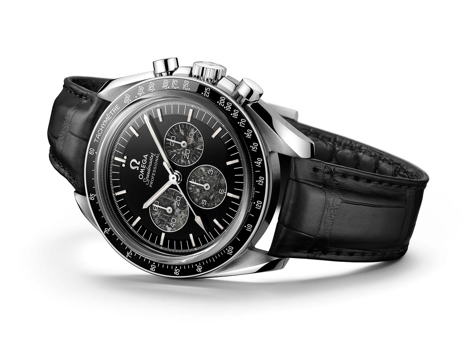 Omega Speedmaster Moonwatch 321 Platinum 5