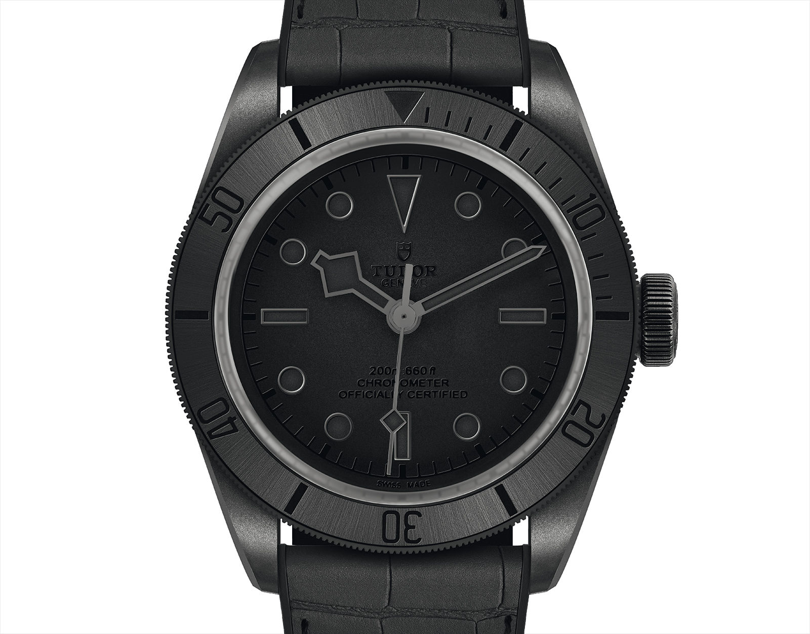 Tudor Black Bay Ceramic One only watch 3