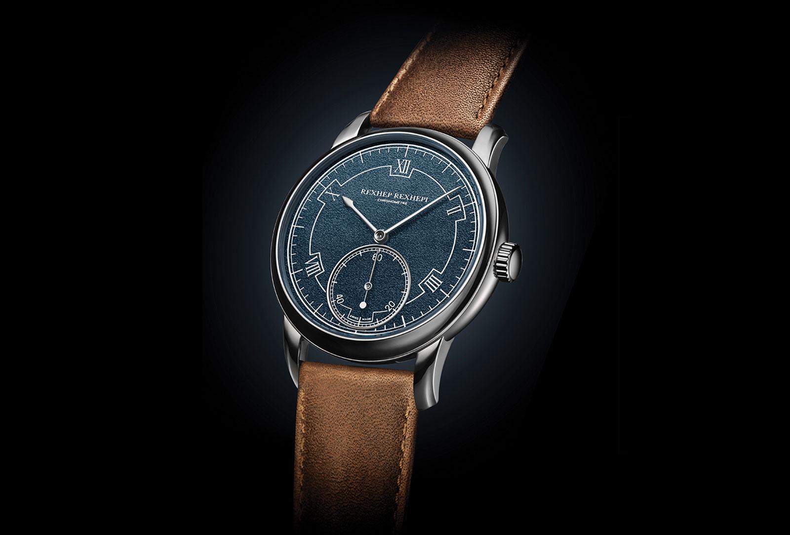 akrivia Chronometre Contemporain Only Watch