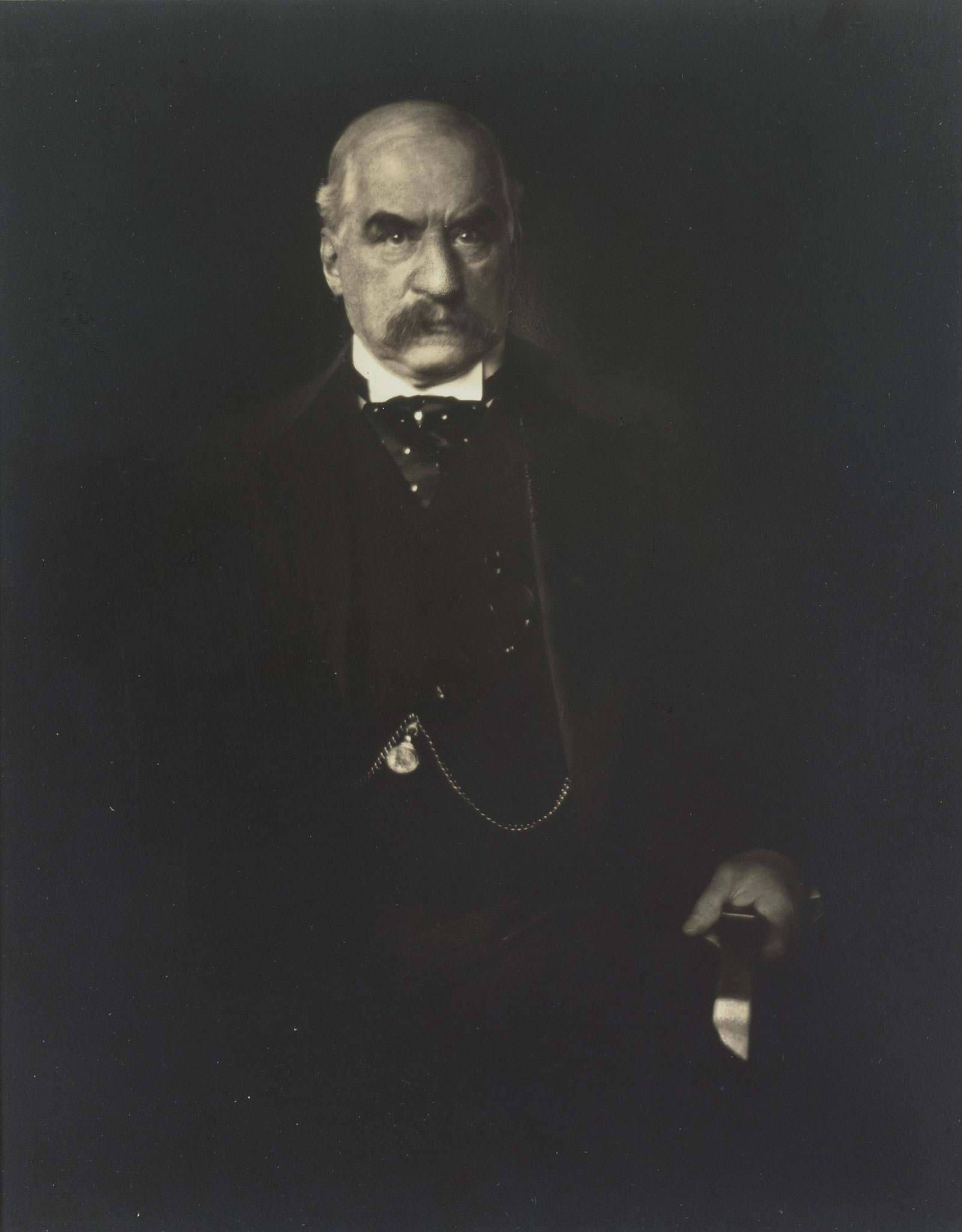j pierpont morgan portrait