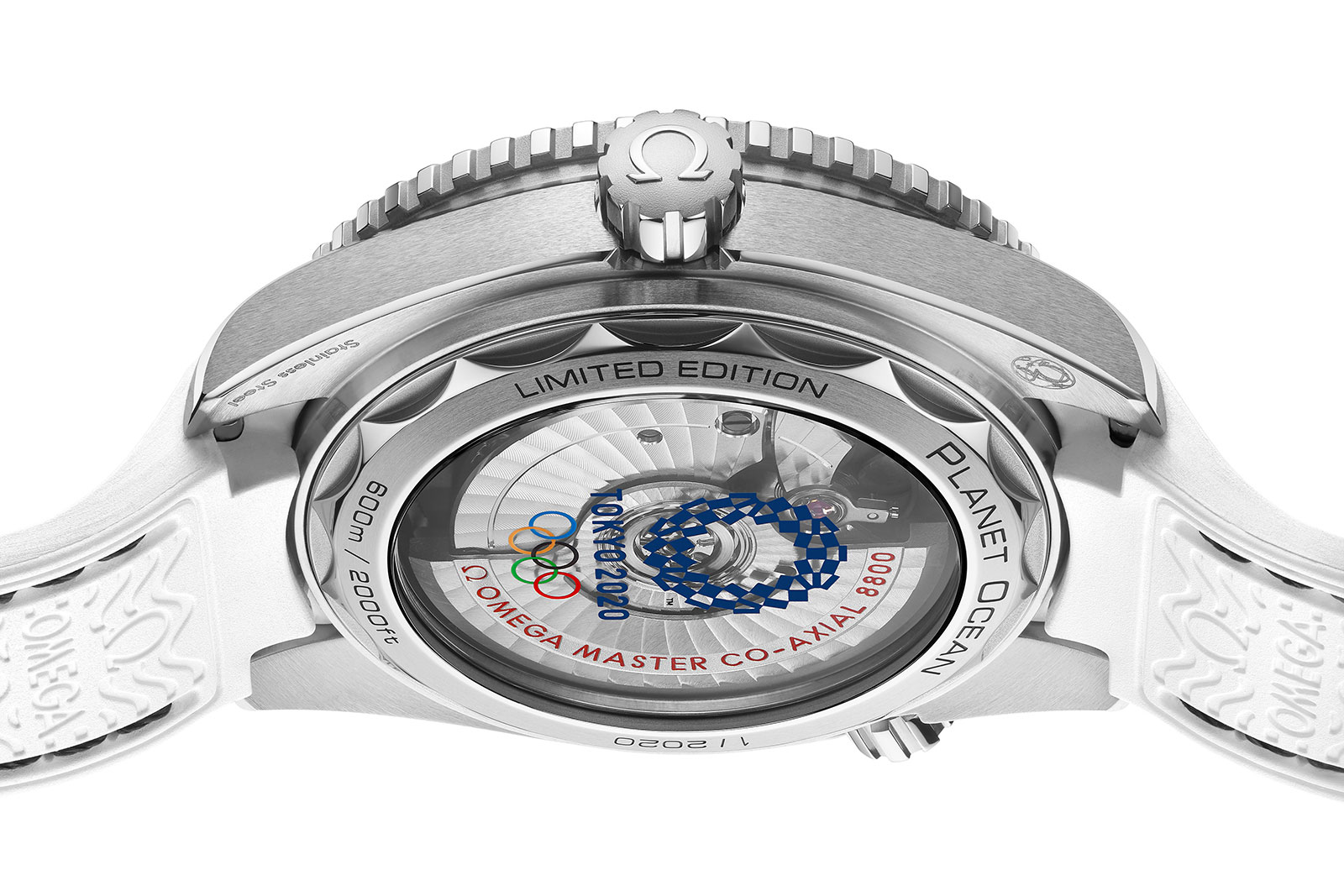 omega Seamaster Planet Ocean Tokyo 2020 Limited Edition 2