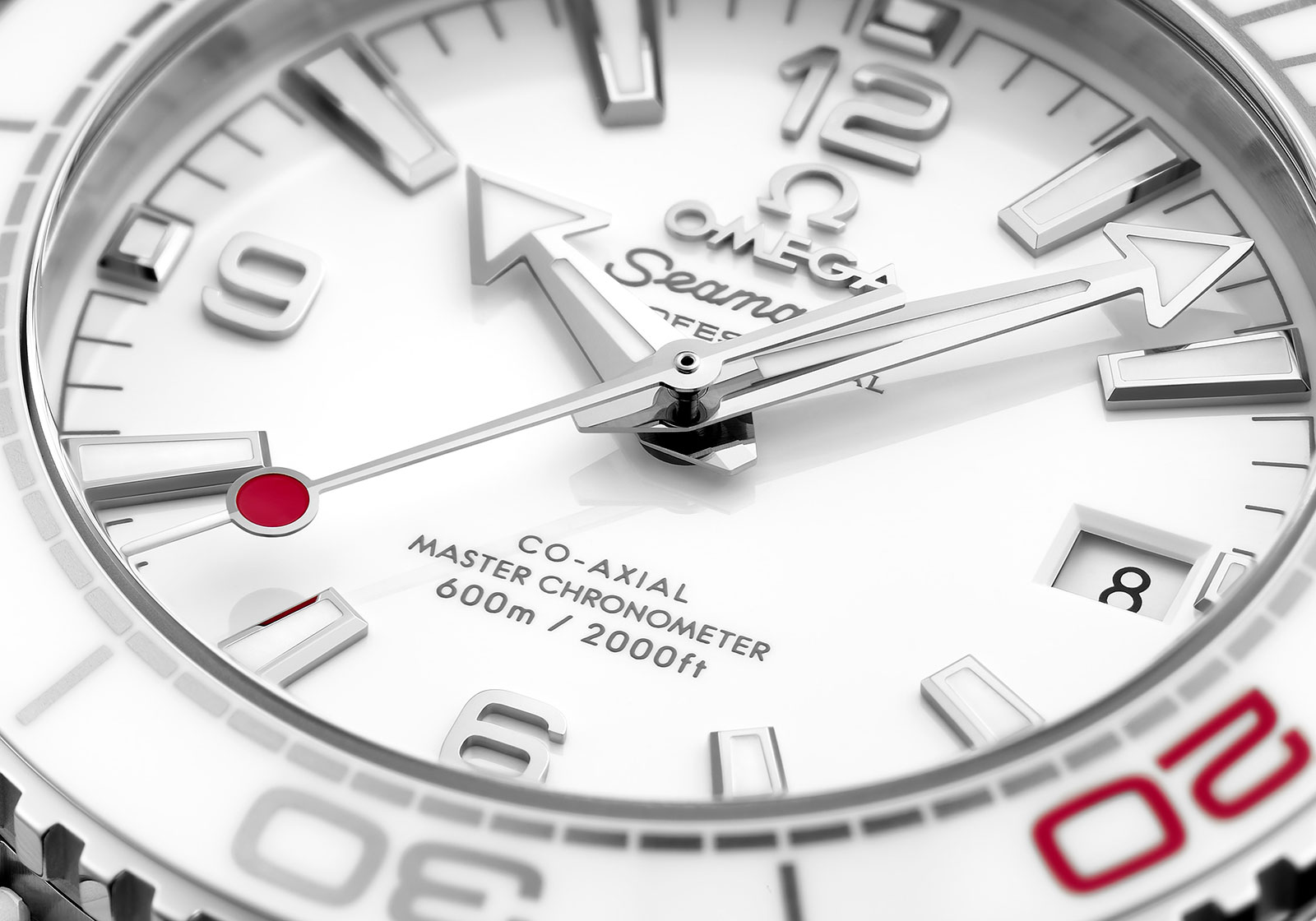 omega Seamaster Planet Ocean Tokyo 2020 Limited Edition 3