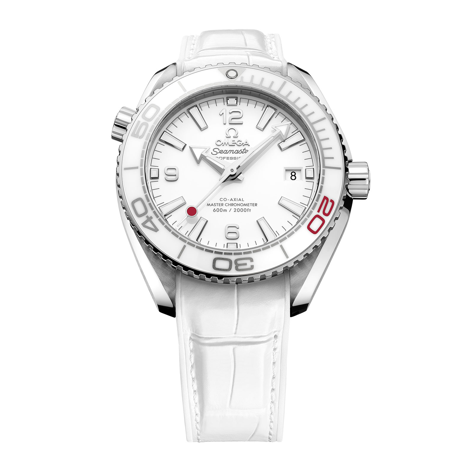 omega Seamaster Planet Ocean Tokyo 2020 Limited Edition 4