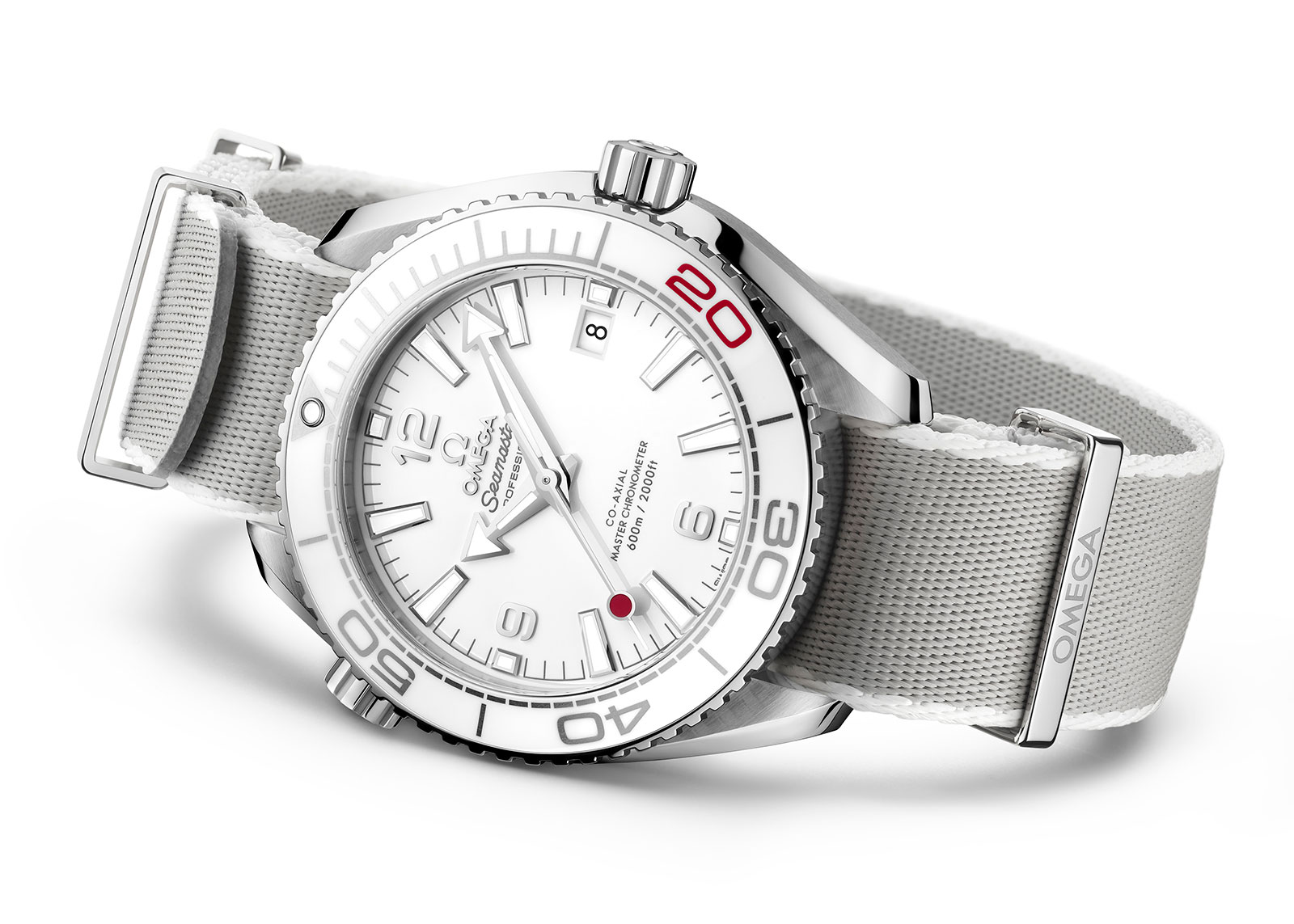 omega Seamaster Planet Ocean Tokyo 2020 Limited Edition 5