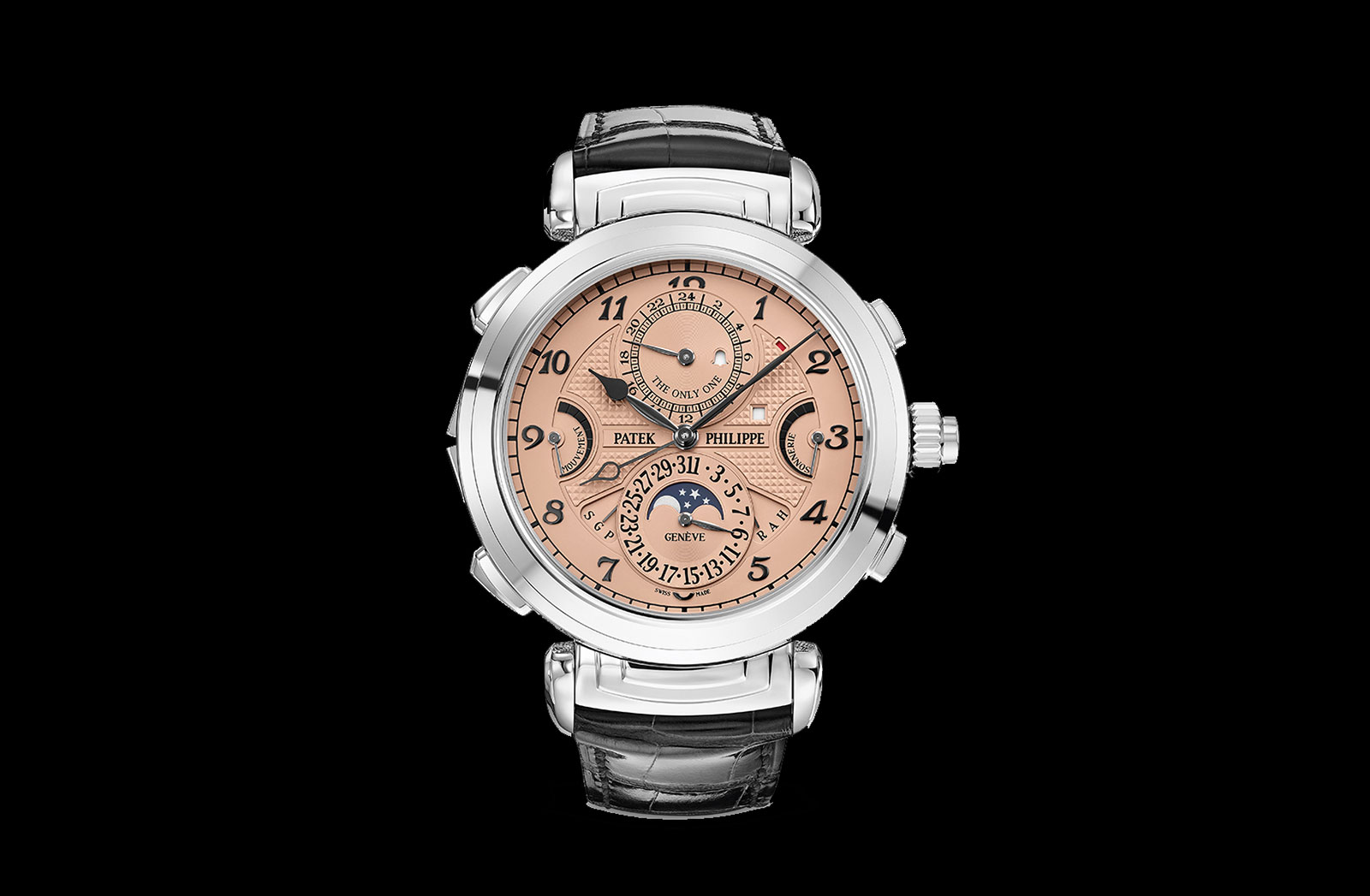 patek philippe Grandmaster Chime only watch 6300A steel