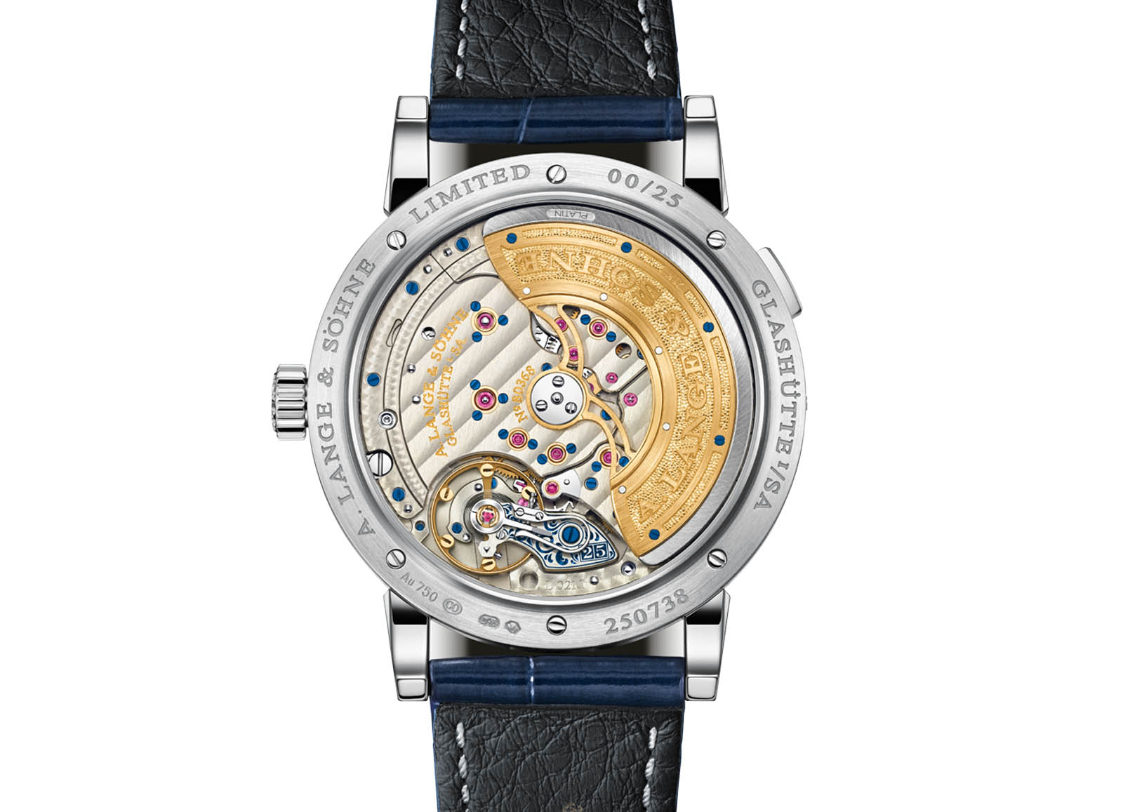 "A. Lange & Söhne Lange 1 Daymatic ""25th Anniversary"" 3"