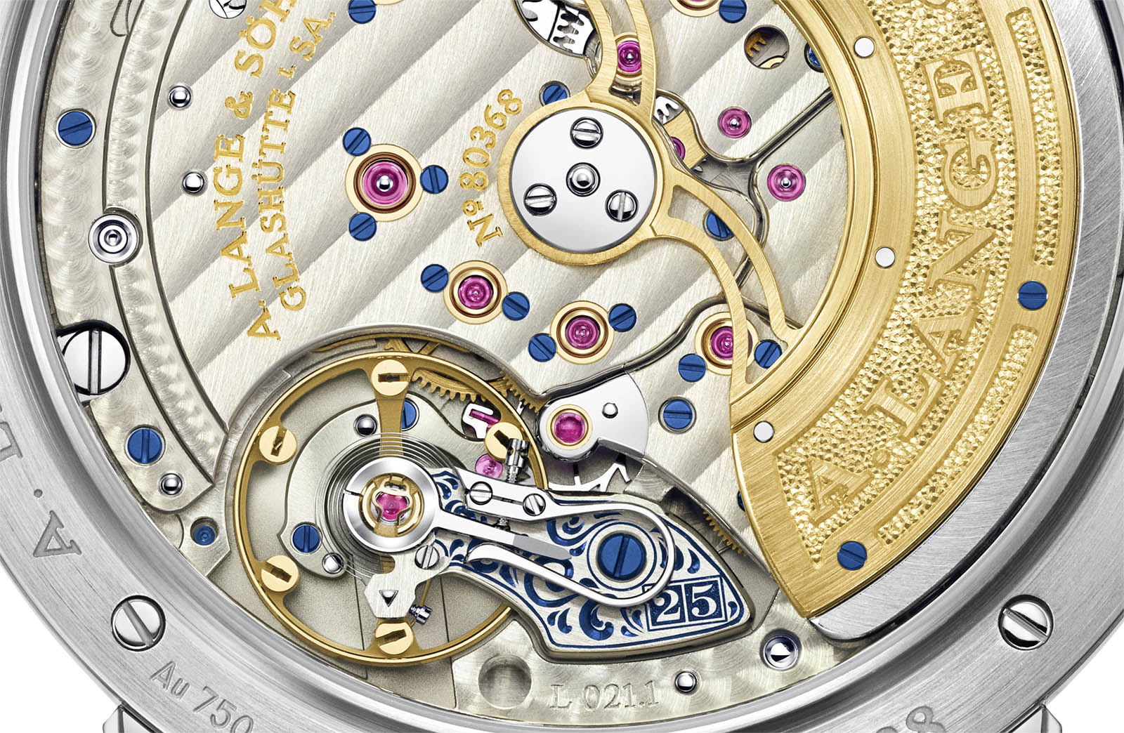 "A. Lange & Söhne Lange 1 Daymatic ""25th Anniversary"" 5"