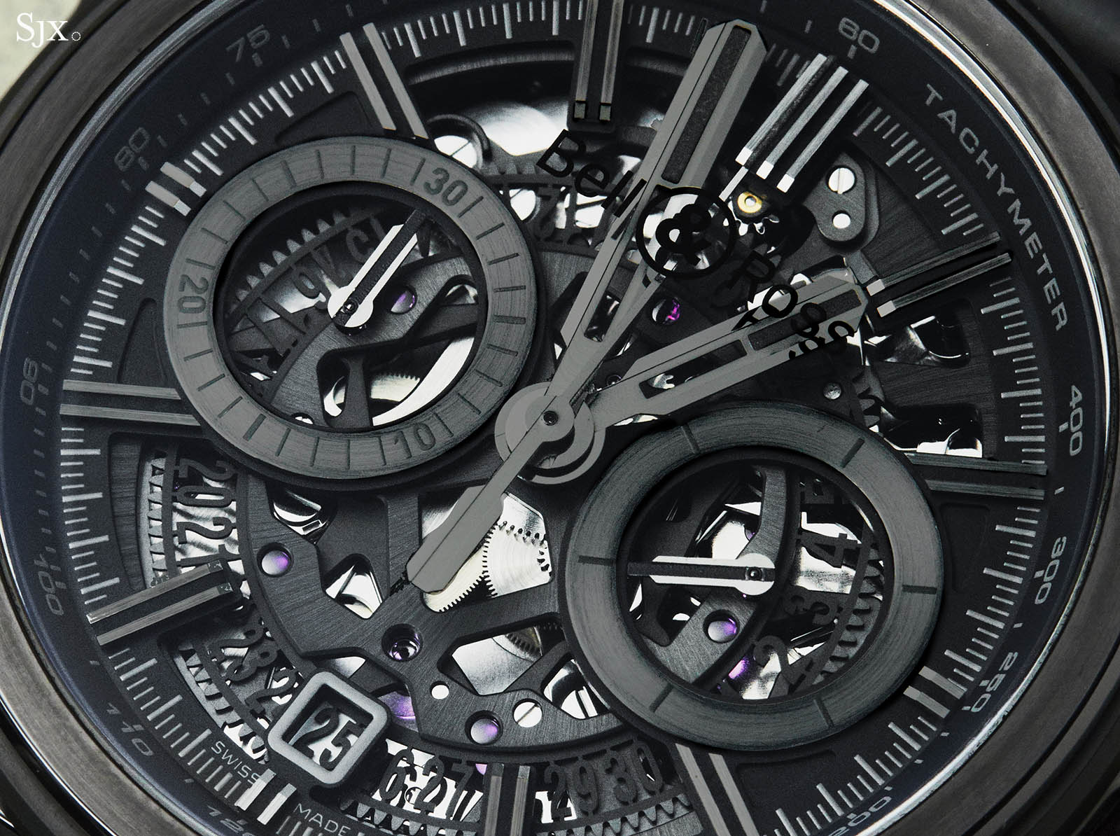 Bell & Ross BR-X1 Phantom Chronograph 1