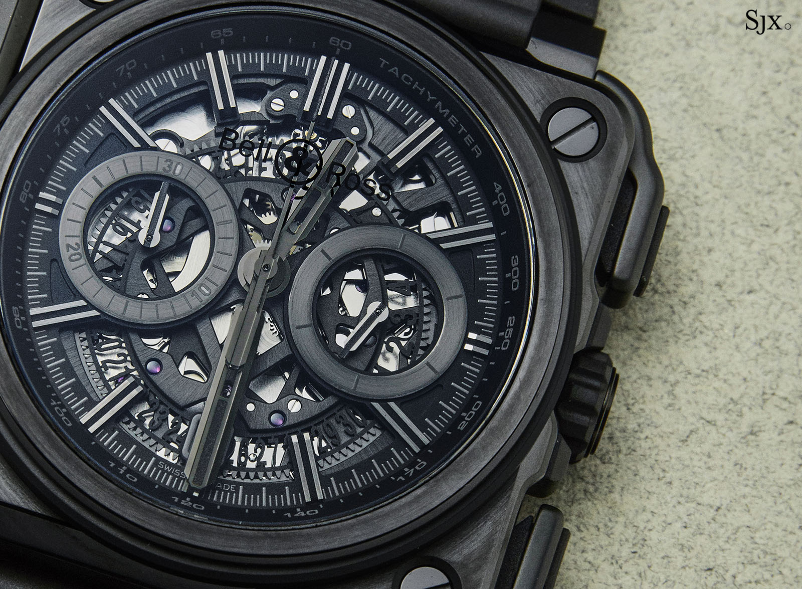 Bell & Ross BR-X1 Phantom Chronograph 9