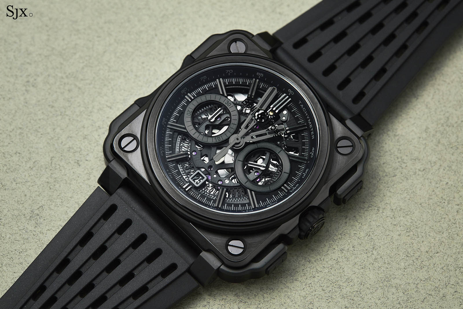 Bell & Ross BR-X1 Phantom Chronograph