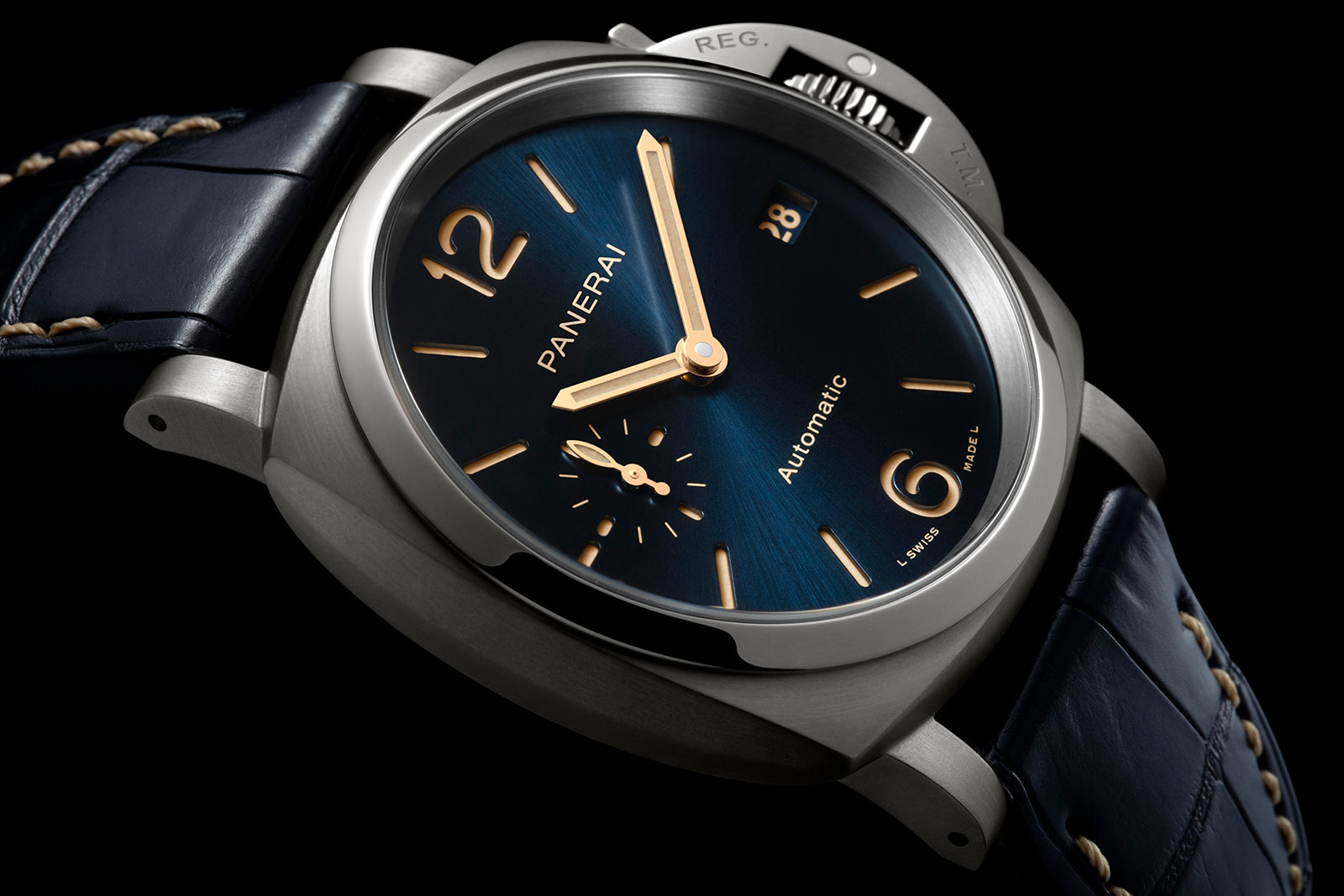 Panerai Luminor Due titanium Pam926