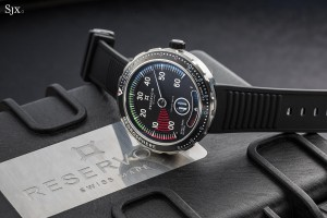 Hands-On: Reservoir Hydrosphere Dive Watch