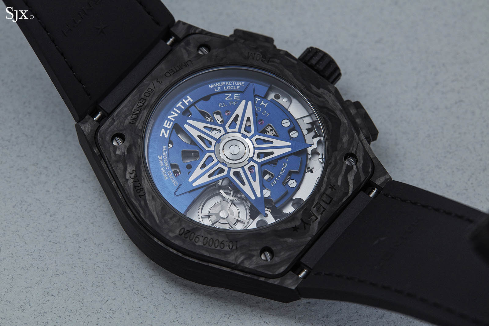 Zenith Defy Double Tourbillon 3