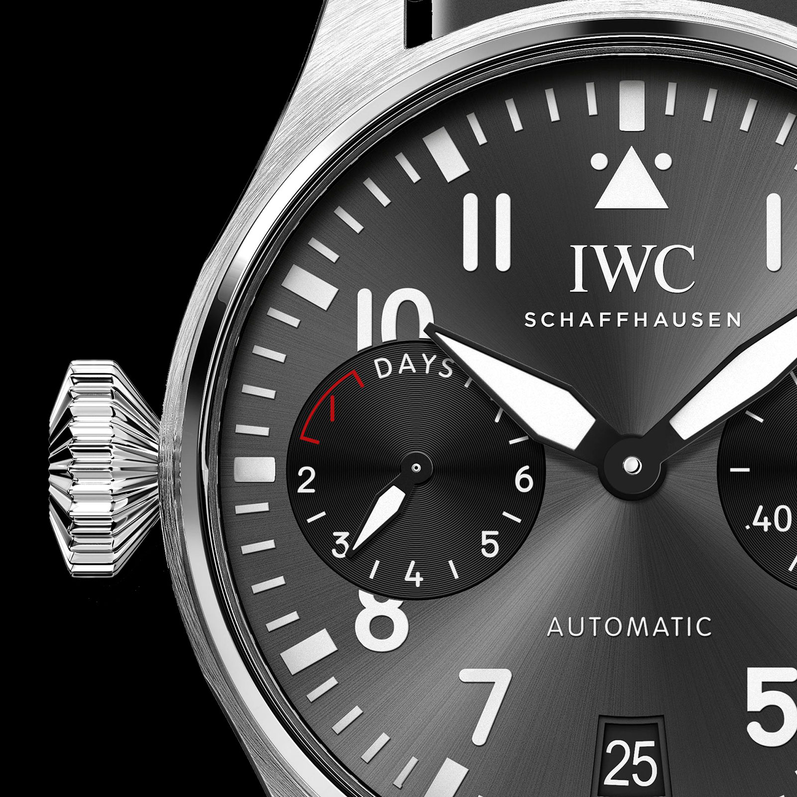 iwc big pilot right hander watch 1
