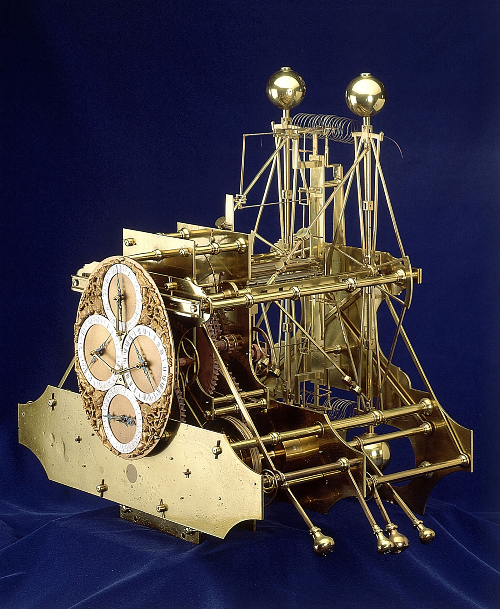 john harrison h1 sea clock